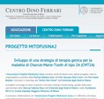 Centro Dino Ferrari and Mitofusin 2 Project: a valuable cooperation